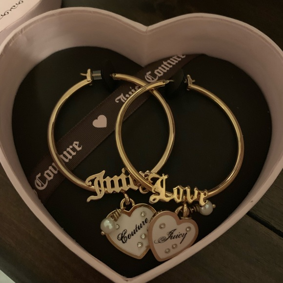 Jewelry - Juicy couture earrings